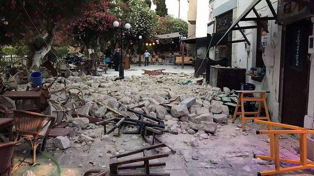 У Туреччині та Греції стався землетрус: 2 людини загинули, майже 100 травмовані