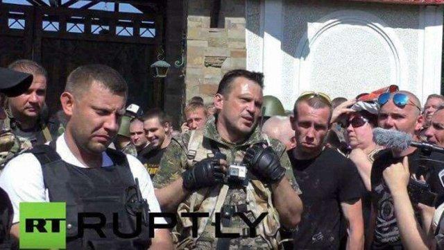 Україна просить РФ видати арештованого в Криму бойовика «ДНР» Погодіна