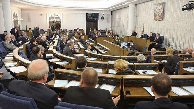Сенат Польщі ухвалив скандальну судову реформу
