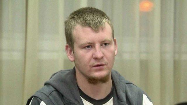 СБУ організувала зустріч затриманого на Донбасі російського військовослужбовця Агеєва з матір'ю