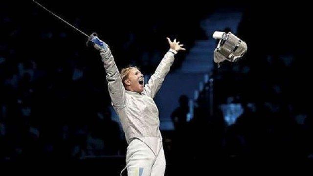 Українка Ольга Харлан стала чемпіонкою світу з фехтування на шаблях