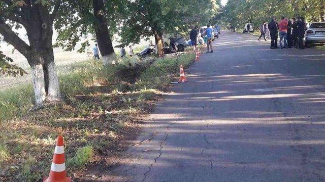 У ДТП на Київщині загинули 5 молодих людей