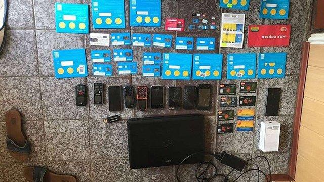 У Київській області затримали шахрая, який «продавав» в інтернеті неіснуючу техніку