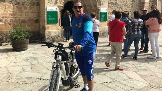 Тренер збірної України помолився за успіх команди перед матчами на ЧС-2018