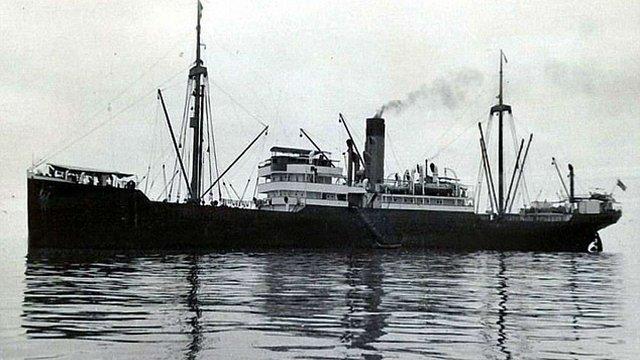 Біля берегів Ісландії знайшли затонулий корабель із золотом нацистів
