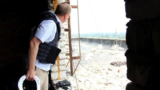 Спецпредставник США Курт Волкер назвав події на Донбасі війною, а не замороженим конфліктом