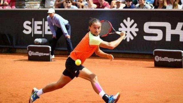 Долгополов програв у фіналі Відкритого чемпіонату Швеції з тенісу