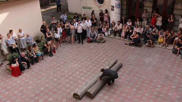 Єдиному в Україні фестивалю арт-перфомансу виповнюється десять років