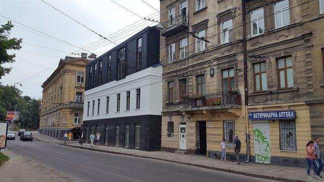 Головний архітектор відреагував на критику новобудови в центрі Львова