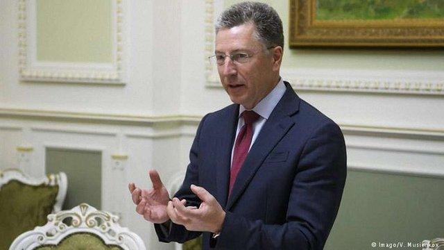 ВРУ зняла з сайту заклик Волкера відкинути вузькопартійні інтереси задля політичної єдності