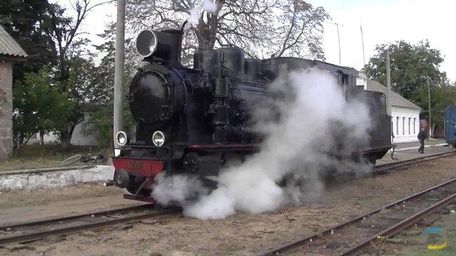 З 4 серпня Боржавською вузькоколійкою курсуватиме ретро-паровоз