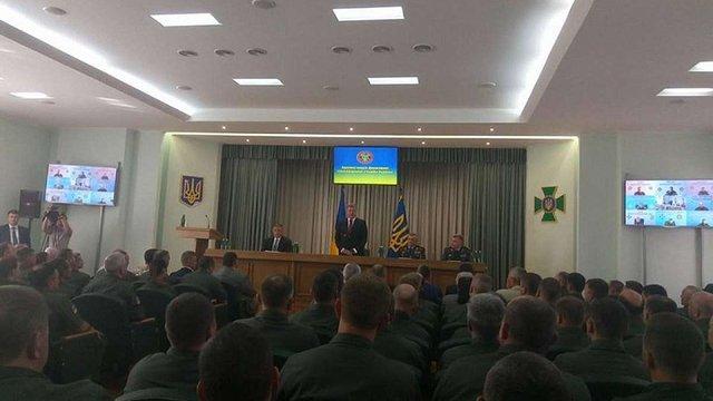 Головою Держприкордонслужби став генерал-лейтенант Петро Цигикал