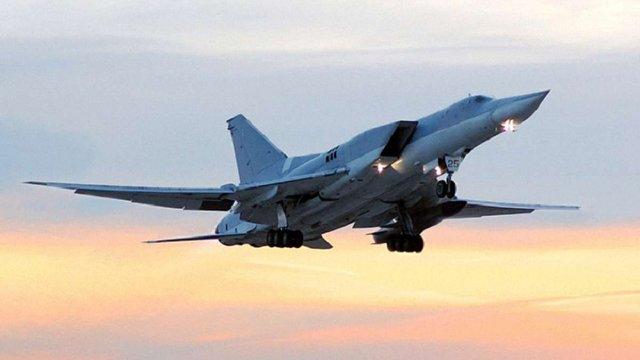 Винищувач НАТО перехопив російські бомбардувальники поблизу кордонів Румунії