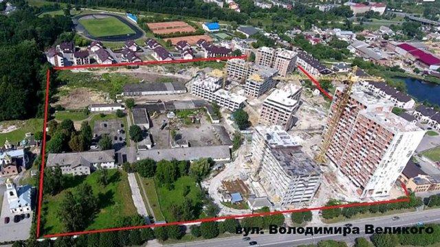 Прикордонники замовили будівництво багатоквартирного будинку у Львові