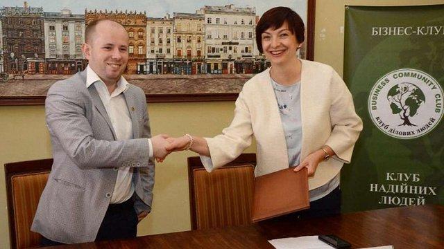 У Львові представників малого бізнесу вчитимуть виходити на зовнішні ринки
