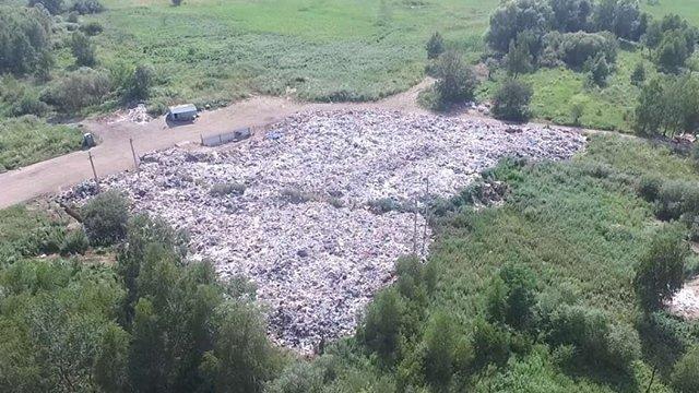 АВЕ Львів просить більше часу, щоб вивезти 5 тис. тонн сміття з вул. Північної