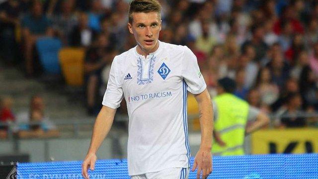 Півзахисник «Динамо» Сидорчук через травму не зіграє з «Карпатами»