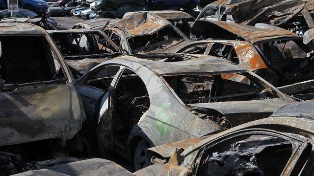 У Росії священик викрав з території церкви чотири автомобілі і здав їх на металобрухт