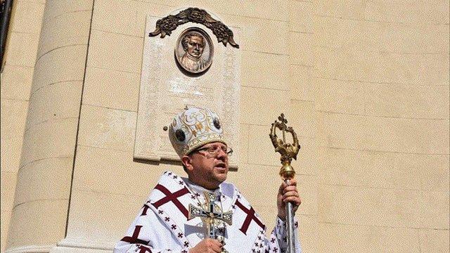 У Львові на соборі Святого Юра встановили меморіальну таблицю Маркіяну Шашкевичу