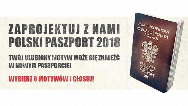 На нових паспортах Польщі буде зображено капличку Меморіалу орлят у Львові