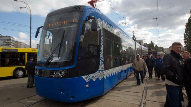 Львівський «Електронтранс» в АМКУ оскаржує закупку польських трамваїв Києвом