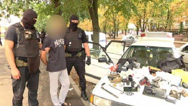 У Черкасах поліція затримала викрадачів людини