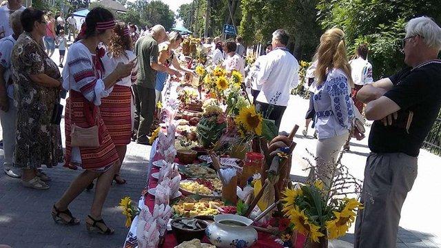 У Радехові під час фестивалю встановили гастрономічний рекорд
