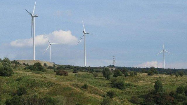 В Україні за півроку збудували 79 нових об'єктів відновлювальної енергетики