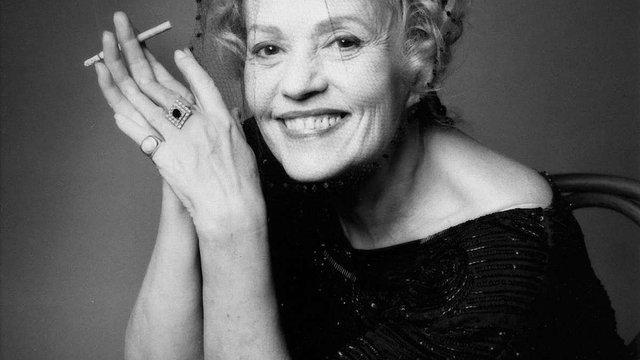 Померла французька актриса Жанна Моро