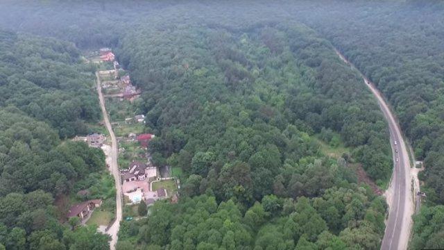 ЛОДА виділила 20 га у брюховицькому лісі для будівництва житла учасників АТО