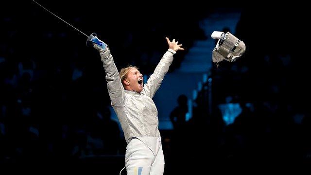 Найкращою спортсменкою липня в Україні визнали Ольгу Харлан