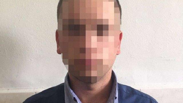 У Києві СБУ затримала наркокур'єра з 28 пакетами кокаїну у шлунку
