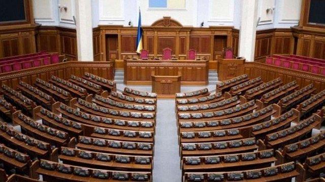 У липні вісім нардепів жодного разу не були присутні на засіданні Верховної Ради