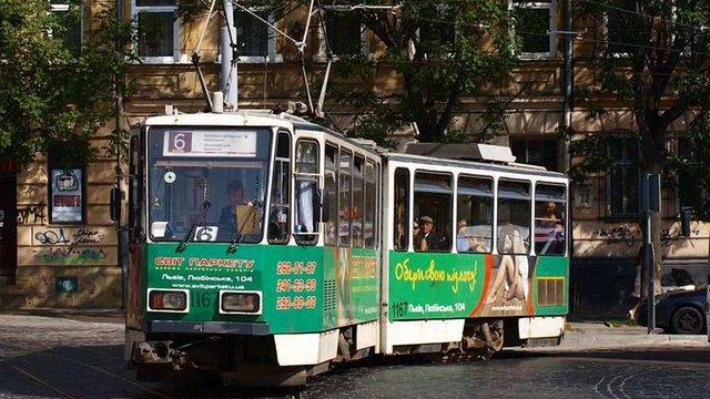 «Львівелектротранс» хоче придбати в Європі 40 вживаних трамваїв