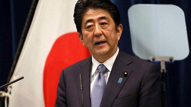 Прем'єр Японії призначив нових міністрів через кілька годин після відставки попереднього уряду