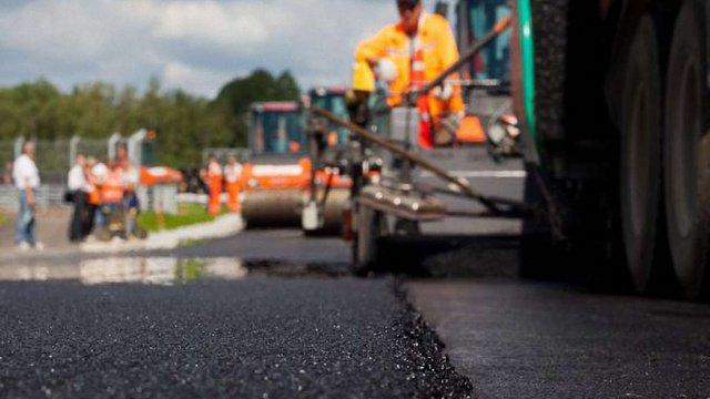 З початку року ДФС виділила ₴8 млрд на ремонти доріг