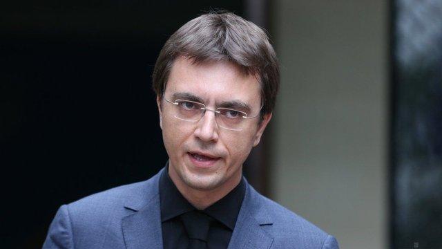 Володимир Омелян звинуватив Бальчуна у «шулерстві» зі звітами «Укрзалізниці»