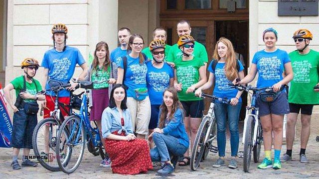 Третій Всеукраїнський велопробіг для незрячих почнеться з Івано-Франківська