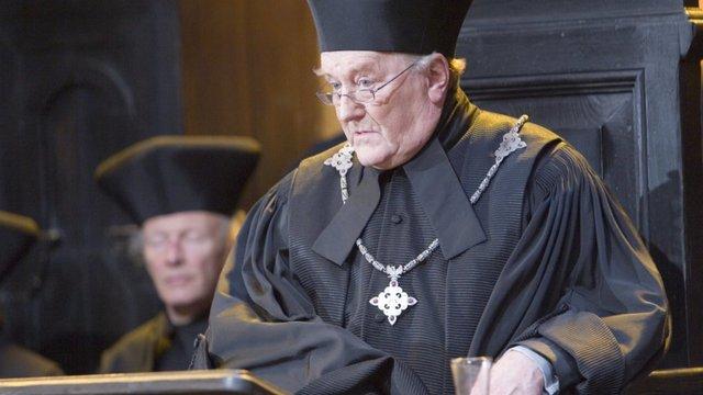 Помер актор Роберт Гарді, який зіграв міністра магії у «Гаррі Поттері»