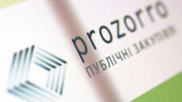 Облавтодори почали роботу в системі Prozorro