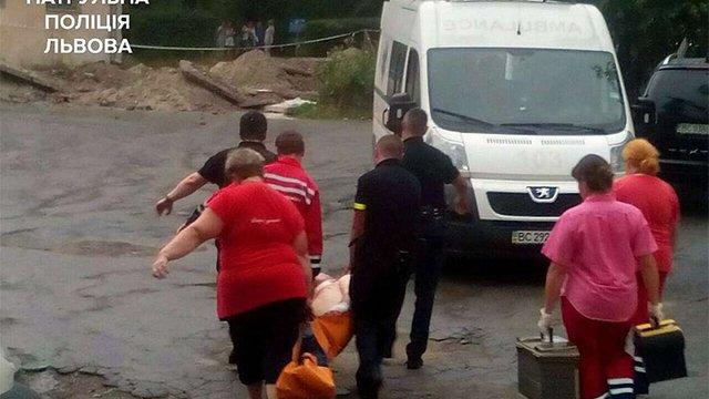 Пацієнт львівської психлікарні захопив у заручники кілька десятків хворих
