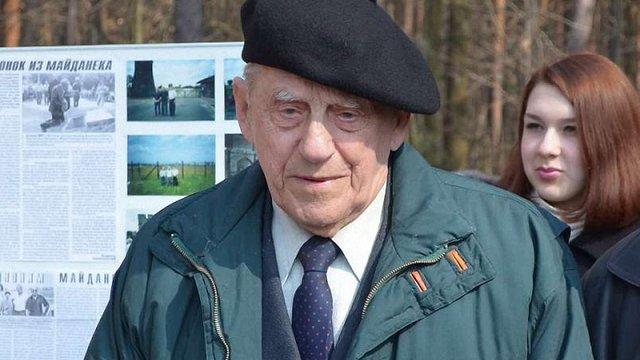 В Україні помер останній уцілілий в'язень концтабору «Майданек»
