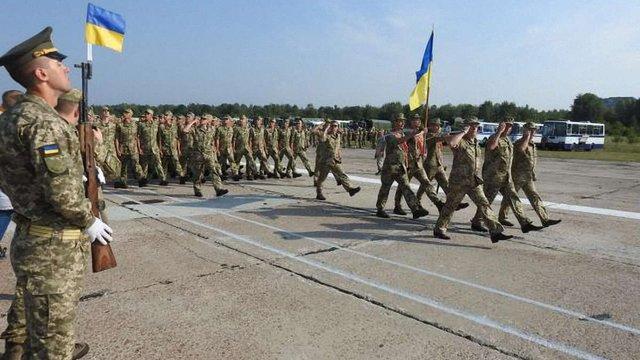 Парад в Києві на День незалежності відбудеться під військовий марш армії УНР