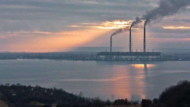 ДТЕК попередила про  аномально високу температуру води у водосховищі Бурштинської ТЕС