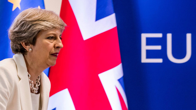 Великобританія погодилася заплатити  €40 млрд за вихід з Євросоюзу