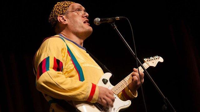 Під час виступу на фестивалі помер український художник та музикант Іван Денисенко