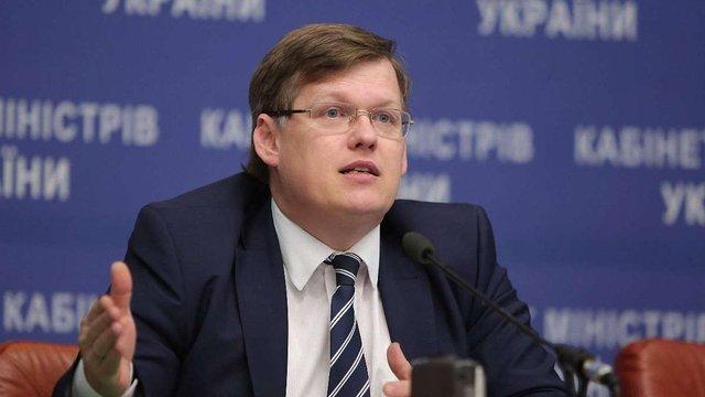 Віце-прем'єр анонсував монетизацію субсидій двом мільйонам українських родин