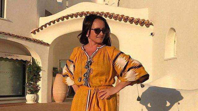 Софія Ротару відзначила ювілей фотосесією у вишиванці