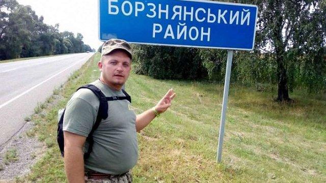 Мер Конотопа пішки йде до Києва, аби зустрітися з президентом
