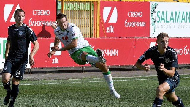 «У мене було приємне хвилювання перед грою», – Артем Федецький про повернення у «Карпати»
